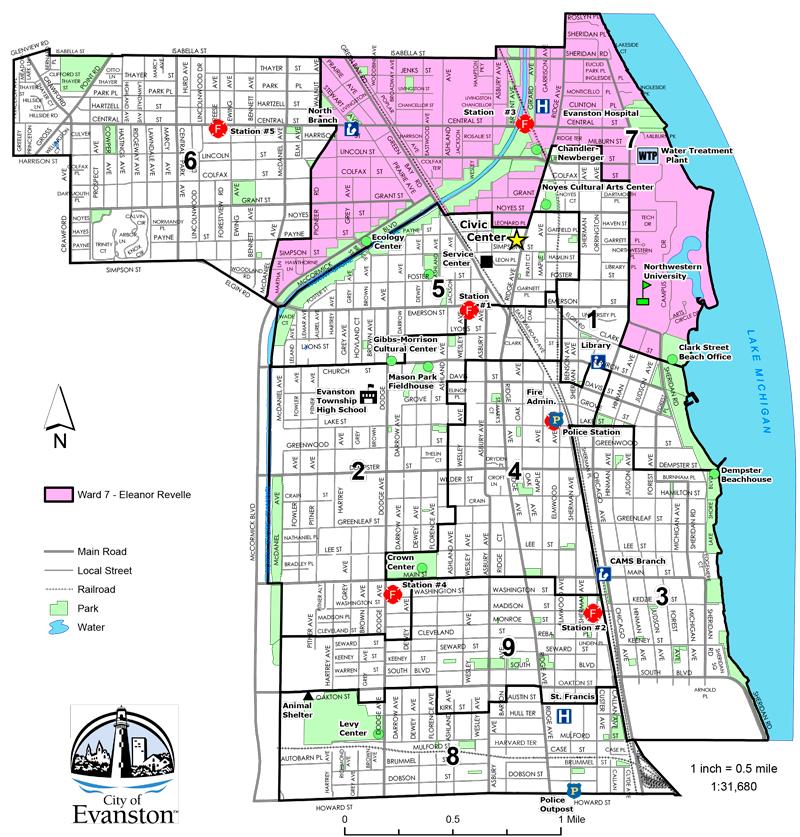 Evanston Ward 7